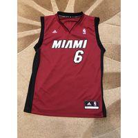Майка Adidas James Lebron NBA