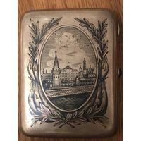 Портсигар чернь (Кремль)875