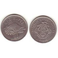 1 рупия 2010