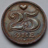25 эре 1991 Дания