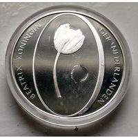 Нидерланды 5 евро, 2012 400 лет установлению дипотношений Нидерландов и Турции  3-3-4