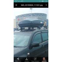 Автобокс Modula Ciao 340 (чёрный)