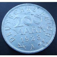 Германия. 200 марок 1923