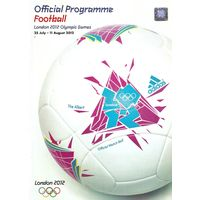 2012 Олимпийские Игры (Лондон). Официальная программа