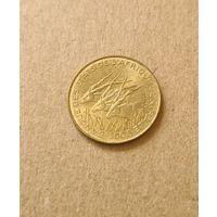 Центральная Африка 5 франков 2003 (BEAC 5 FRANCS)