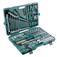 Профессиональный набор инструментов, 127 предметов JONNESWAY S04H524127S