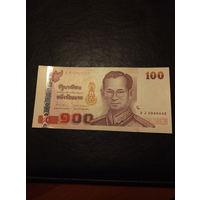 100 бат Тайланд из пачки 5 J 5949442