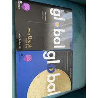 Учебник английский язык Global Upper intermediate coursebook, workbook, cd