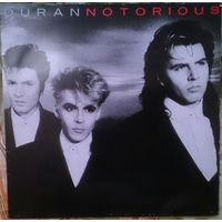 Duran - Notorious, 1986, EMI-HOLLAND