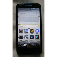 Смартфон Alcatel U5 Dual SIM (синий) [5044D]