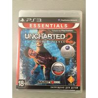 Uncharted 2 для PlayStation 3