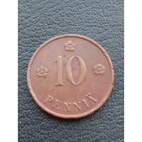 10 пенни 1937