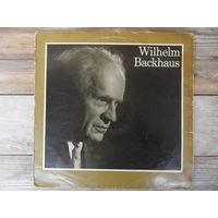 Вильгельм Бакхауз - В. Моцарт, Ф. Шуберт, И. Брамс - Decca, Германия