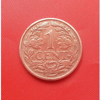 68-21 Нидерланды, 1 цент 1929 г.