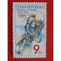 Чехия 2004 г. Спорт.