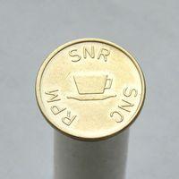 Кофейный жетон заправки Shell