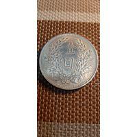 Китай 1 доллар 1914