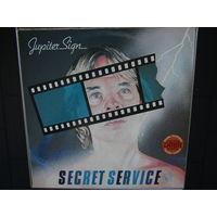 SECRET SERVICE - Jupiter Sign 84 Teldec Germany NM/EX