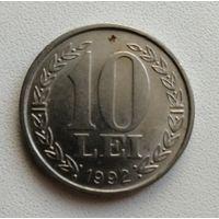 10 Лей 1992 (Румыния)