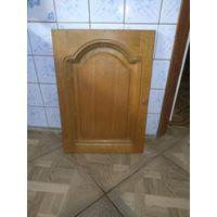 Дубовая дверка от шкафа ( Есть 3 шт)