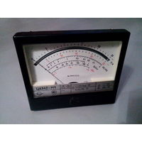 Миллиамперметр из советского тестера