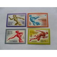 СССР, 4 марки олимпиада