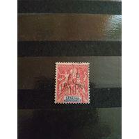 1892 французская колония Сенегал искусство культура хорошая сохранность (4-15)