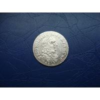 6 грошей 1683 в сохране!!               (4772)
