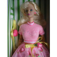 Новая Барби\ 1997 Strawberry Sorbet Barbie