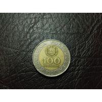 100 эскудо 1990