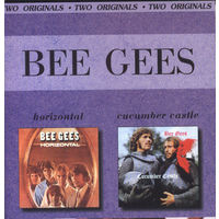 Bee Gees - Horizontal'68 & Cucumber Castle'70