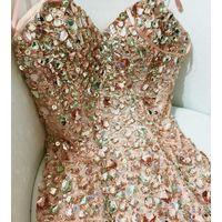 Выпускное, вечернее платье Sherri Hill (оригинал)