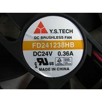 Кулер  Y.S.Tech FD 241238HB
