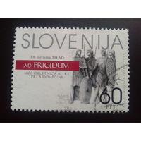 Словения 1994 1600 лет тому