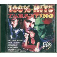 CD Various - 100% Hits Tarantino