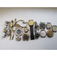 Часы ,одним лотом