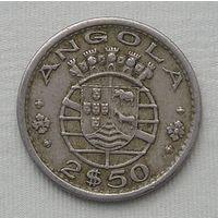 Порт. Ангола 2,5  Эск. 1968 (1)
