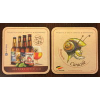 Подставка под пиво Caracole /Бельгия/