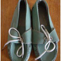 Туфли детские размер 17,5 нат кожа