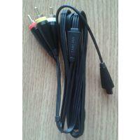 Кабель для мобильного телефона Samsung 10 пин - 3 RCA