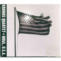 CD Kronos Quartet - Howl, U.S.A. (1996) Avantgarde, Post-Modern