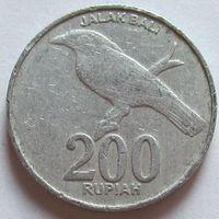 Индонезия, 200 рупий 2003 г