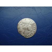 6 грошей 1666               (4773)