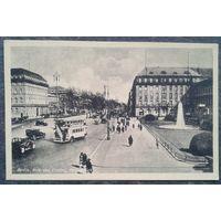 Старинная открытка. Берлин. Чистая.