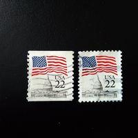 Марки США 1985-1987 г.г. Стандартный выпуск
