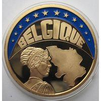 Бельгия, экю, 1997, пруф
