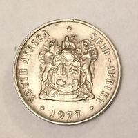 ЮАР, 10 центов 1977