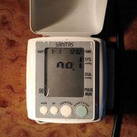Измеритель давления SANITAS