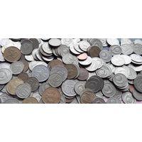 Лот монет СССР / 1200 шт