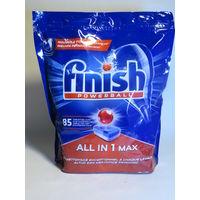 Капсулы (Таблетки) для Посудомойки Finish PowerBall All in 1 Max, 85шт! Германия